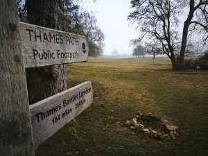 Where is the Source of the Thames?
