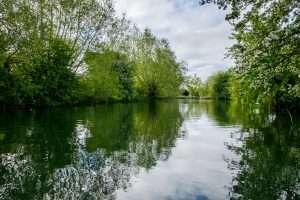 Longbridges Nature Park in Oxford.